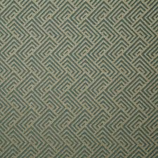 Turquoise Contemporary Decorator Fabric by Pindler