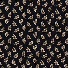 Ebony Botanical Decorator Fabric by Laura Ashley