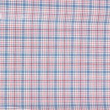 Colonial Plaid Decorator Fabric by Laura Ashley