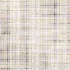 Nutmeg Check Decorator Fabric by Laura Ashley