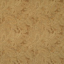 Sienna Paisley Decorator Fabric by Laura Ashley