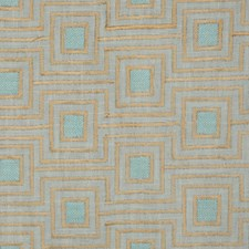 Misty Blue Decorator Fabric by RM Coco