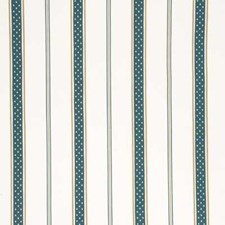 Denim Stripes Decorator Fabric by Baker Lifestyle