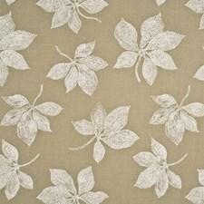 Sisal Botanical Decorator Fabric by Baker Lifestyle