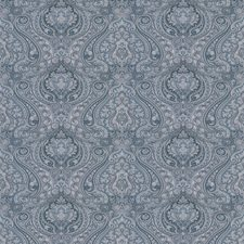 Blue Decorator Fabric by Ralph Lauren