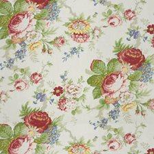 White Decorator Fabric by Ralph Lauren