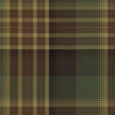 Chestnut/Sage Decorator Fabric by Ralph Lauren