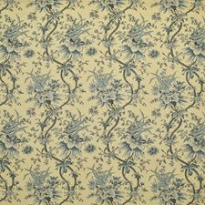Slate Blue Decorator Fabric by Ralph Lauren