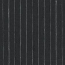 Vintage Black Decorator Fabric by Ralph Lauren