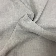 Gray Plain Decorator Fabric by JF