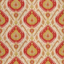 Tomato Decorator Fabric by Kasmir