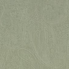 Spa/Sage Paisley Decorator Fabric by Kravet