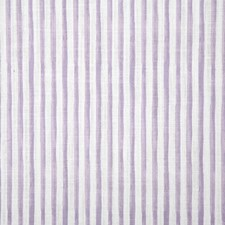 Lilac Stripe Decorator Fabric by Pindler