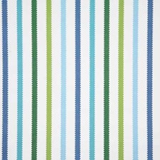 Caribbean Stripe Decorator Fabric by Pindler