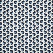 Midnight Print Decorator Fabric by Pindler