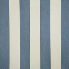 Ocean Stripe Decorator Fabric by Pindler