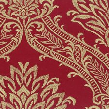 Ruby Decorator Fabric by Stout