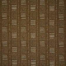 Teak Ethnic Decorator Fabric by Pindler
