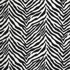 Black Decorator Fabric by Silver State