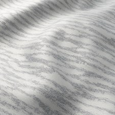 Silver/Mauve Textured Decorator Fabric by JF