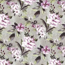 Pink Cal-Section E Decorator Fabric by Kasmir