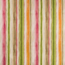 Ivory/Green/Pink Modern Decorator Fabric by Kravet
