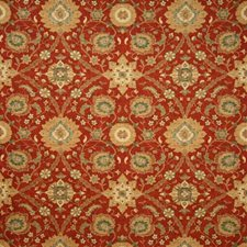 Spice Traditional Decorator Fabric by Pindler