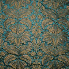 Tourmaline Damask Decorator Fabric by Pindler