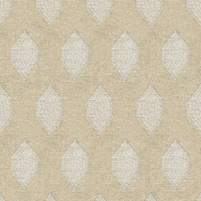 Natural Geometric Decorator Fabric by Baker Lifestyle