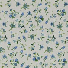 Bluebell Decorator Fabric by RM Coco