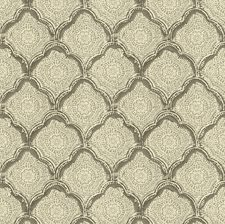 Grey Small Scales Decorator Fabric by Baker Lifestyle