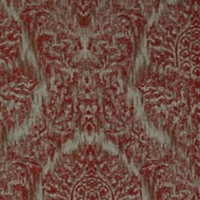 Ruby Red Decorator Fabric by RM Coco
