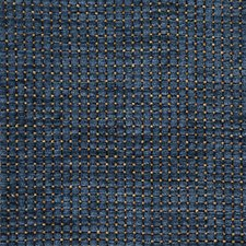 Navy/Black Decorator Fabric by Scalamandre