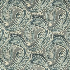 Jade Paisley Decorator Fabric by Kravet