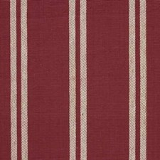 Rose Stripes Decorator Fabric by Baker Lifestyle