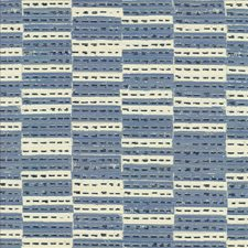 Blue Decorator Fabric by Kasmir