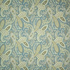 Blue Decorator Fabric by Maxwell