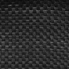 Black Linen Decorator Fabric by Scalamandre