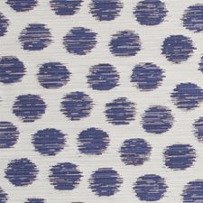 Cobalt Decorator Fabric by Silver State