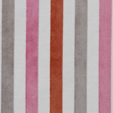 Watermelon Stripe Decorator Fabric by Duralee