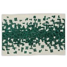 Tape Braid Emerald Trim by Pindler