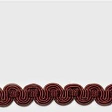 Gimp Burgundy/Red Trim by Kravet