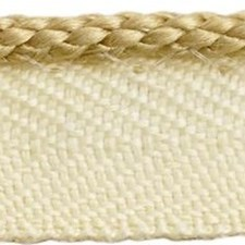 Cord With Lip Nude Trim by Kravet