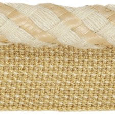 Cord With Lip Sandstone Trim by Kravet