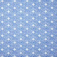 Periwinkle Print Decorator Fabric by Pindler