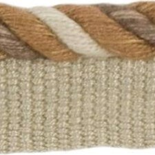 Cord With Lip Grey/Brown/Beige Trim by Groundworks