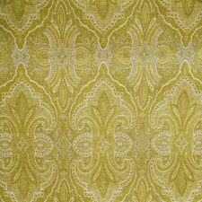Chartreuse Damask Decorator Fabric by Pindler