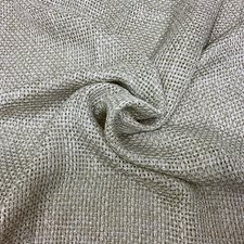 Cream Plain Decorator Fabric by JF