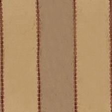 Coffee Stripes Decorator Fabric by G P & J Baker