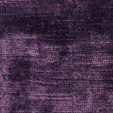 Eggplant Decorator Fabric by Scalamandre